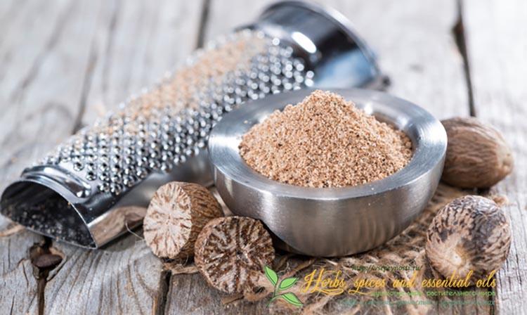 Чем полезен мускатный орех лечебные свойства