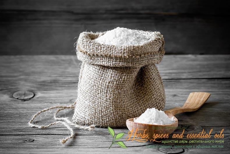 Чем заменить соль