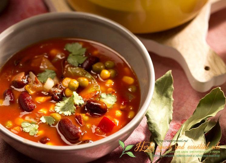 специи для фасолевого супа