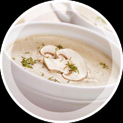 Суп из грибов