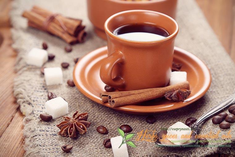 рецепты приготовления кофе со специями