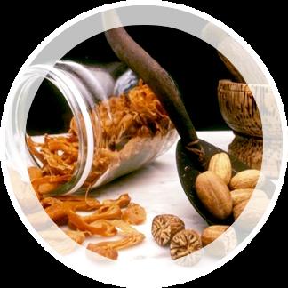 Приправа мускатный орех