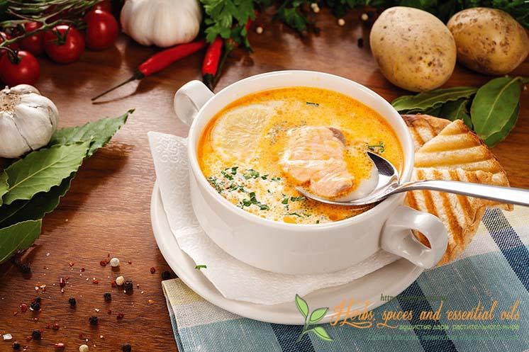 Специи для рыбного супа