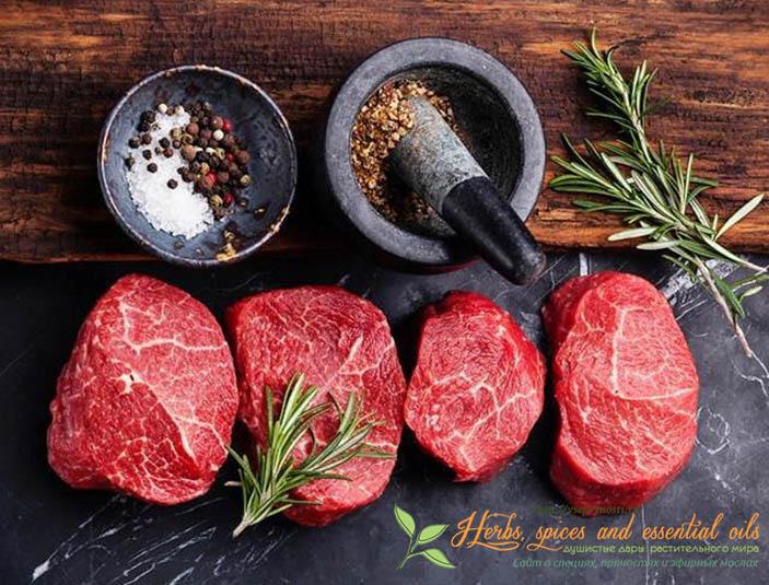 рецепт приправы для мяса копченого