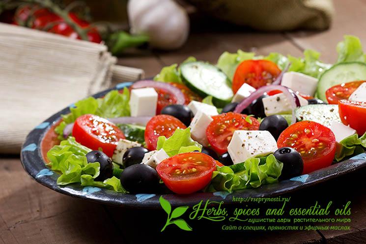 греческий салат рецепт от шеф повара
