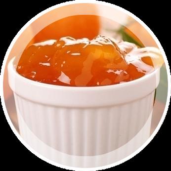 варенье из апельсинов или лимона