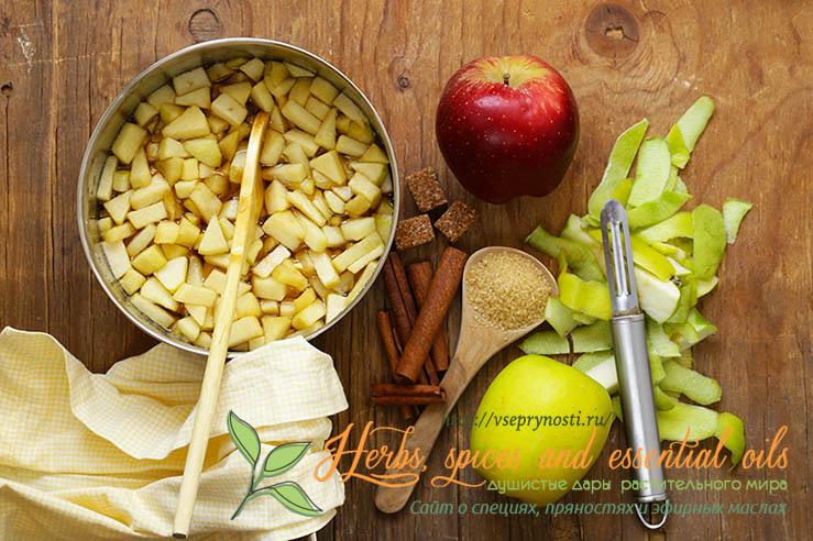 Особенности заготовки яблок для пирогов на зиму: как приготовить начинку для пирожков из фруктов