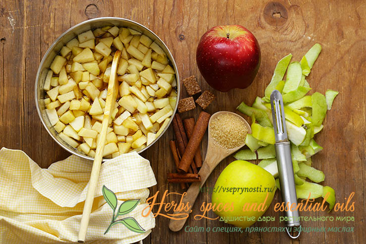 Яблоки на зиму заготовки для пирогов