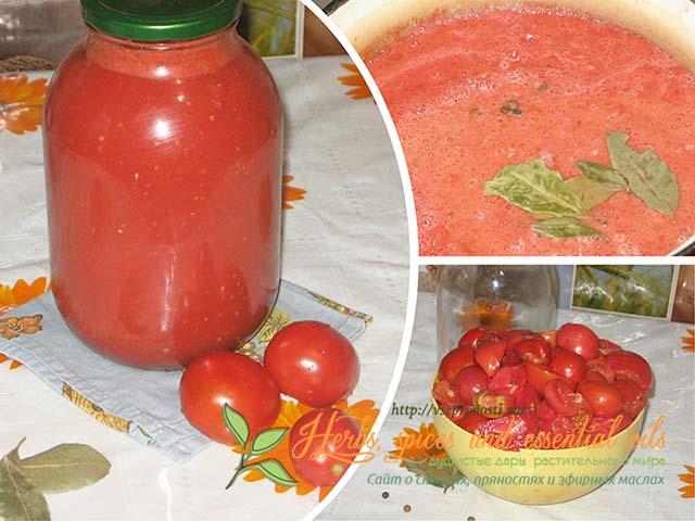 Как сделать литр томатного сока 454
