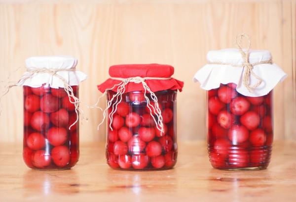 компоты из ягод и фруктов на зиму
