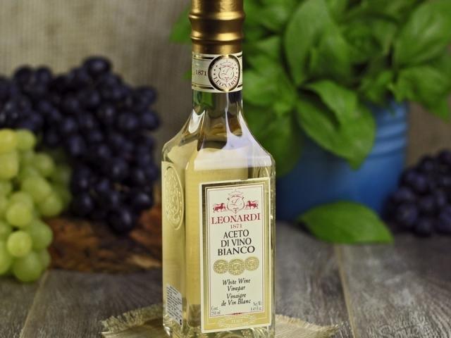 Как делают виноградный уксус