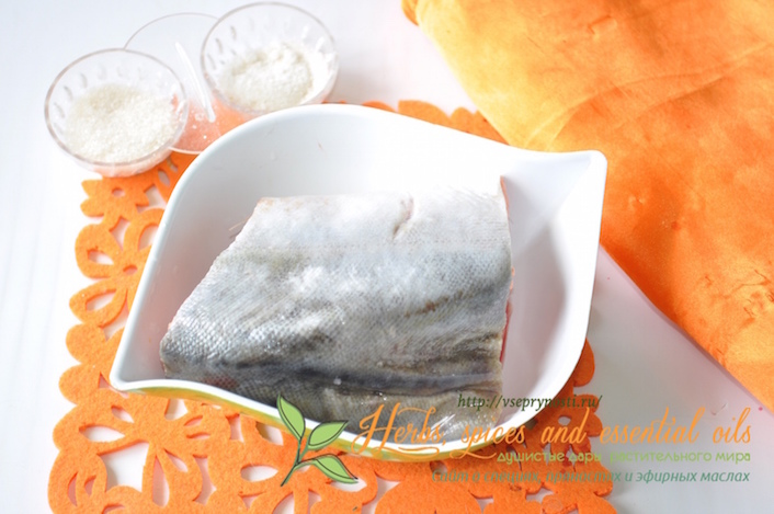Соленая горбуша в масле рецепт с пошагово в