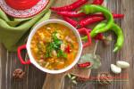 Миниатюра к статье Какие специи нужно добавлять в суп харчо и как его готовить— раскрываем секреты грузинской кухни
