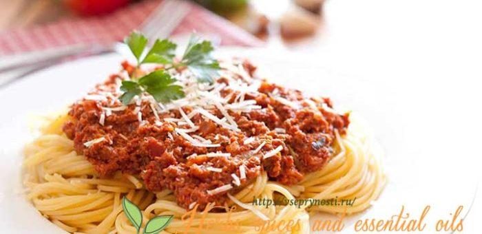 Миниатюра к статье Вкуснейшие соусы для макарон— рецепты домашней кулинарии