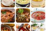Миниатюра к статье Самые лучшие рецепты зимних супов— вкусные  и согревающие с пряностями