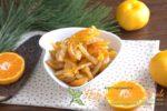Миниатюра к статье Пикантное и ароматное варенье из мандариновых корочек— рецепт с фото